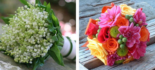 Spring Bouquets – SA Wedding Guide